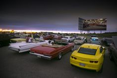 Drive-ins have come a long way since you were a kid...and they're making a comeback. Take your kids to their first drive-in double-feature at these fantastic theaters around the U.S. See more: http://drivethenation.com/drive-in-movie-theaters/