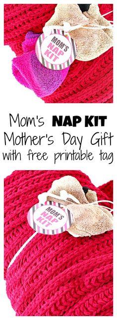 Mom's Nap Kit Mother