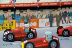Ichiyama's Paper Crafts, [paper World Champion Cars . Alfa Romeo 159, F1, Ferrari, Champion, Paper Crafts, Cars, World, Tissue Paper Crafts, Paper Craft Work