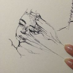 sketch - anyone know the artist?