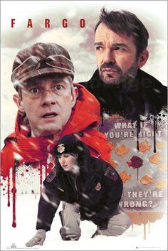 Poster von Fargo - Collage