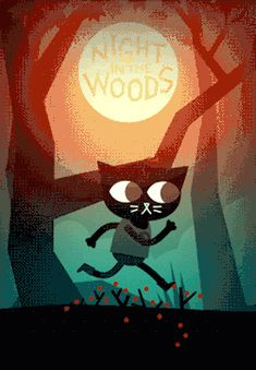 Image result for night in the woods game