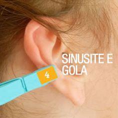 sinusite e gola