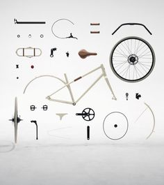 Hermès - Two Ultra-lightweight Luxury Bicycles