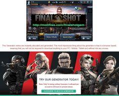 Final+Shot+Resources+Cheats