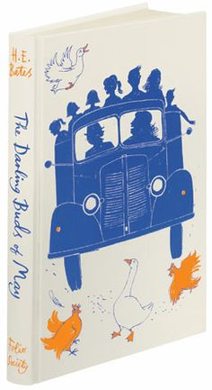 The Folio Society edition of The Darling Buds of May by H.E. Bates