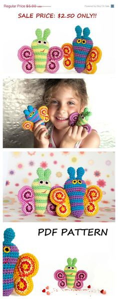 Black Friday #SALE - #Crochet #Amigurumi Patterns, 50% OFF !!!