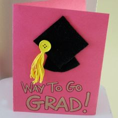 graduation kids crafts images | 24 Graduation Crafts & Recipes for Grads of All Ages by Amanda Formaro ...