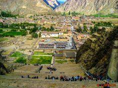 Ollantaytambo - Valle sagrado de los Incas