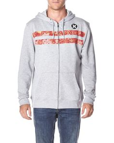 Hurley block party premium fleece