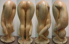 esculturas eroticas y exoticas de madera 3