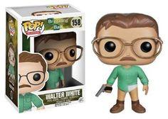 Figurine Pop Walter White Breaking Bad - N°158 @ReferenceGaming