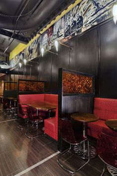 Cafe and Wine House, San Fransisco by Adeeni Design Group