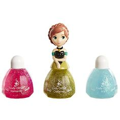 Disney Frozen Little Kingdom Anna Coronation Body Glitter Makeup Set -- Check out the image by visiting the link. Kids Makeup, Makeup Set, Body Glitter, Glitter Makeup, American Girl Baby Doll, Disney Princess Makeup, Frozen Merchandise, Toddler Christmas Gifts, Frozen Toys
