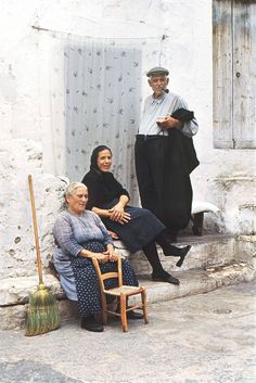 Puglia PESCHICI 1968: ANZIANI #TuscanyAgriturismoGiratola