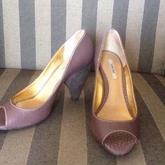 Dressbe   Peep Toe Dumond #peeptoe #dumond #shoes #moda #fashion #dressbe