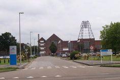 Drunen : former Lips factory.