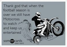 Football & Motocross