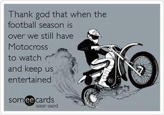 Football & Motocross