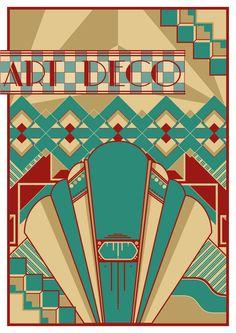art deco colours - Google zoeken