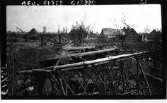 WWI, 1916, Combles. -Gallica, photographie de presse / Agence Meurisse