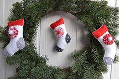 E.Creative / Vianočné ponožky