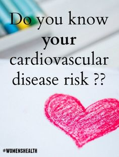 Are you awere about your heart health? find out more about you cardiovascular risk. #heart #health