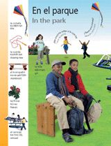 In the Park (En el parque) themed vocabulary -- Familiarize students with Spanish vocabulary for playground equipment and park activities with these handouts.     Get the printable from TeacherVision: http://www.teachervision.fen.com/spanish-language/printable/70412.html