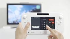 La Wii U no tendrá de momento juegos para usar dos mandos con pantalla a la vez  http://www.xataka.com/p/92729