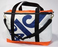 Love my Ella Vickers Recycled Sail Cloth Zip Tote ExtraLarge