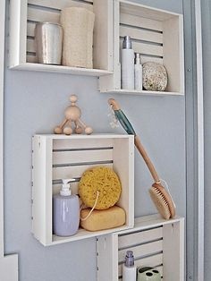 5 Astonishingly Easy DIY Wooden Shelves #DIY: