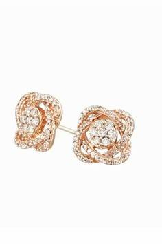 Diamond Earrings For Women, Gold Star Earrings, Diamond Solitaire Earrings, Diamond Necklace Set, Fancy Earrings, Diamond Earing, Jewelry Design Earrings, Ear Jewelry, Stones