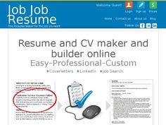 Build a Professional #Resume by Using #ResumeBuilder Software Cv Maker, Resume Maker, Linkedin Job, Resume Builder, Professional Resume, Job Search, Software, Education, Blog