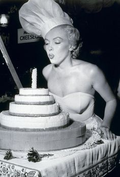 Happy Birthday Marilyn.