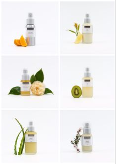 Simple product styling for Lisa Goodeve Skincare.