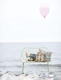 ♥ balloon ♥ summer ♥ Elleinterior.se ♥