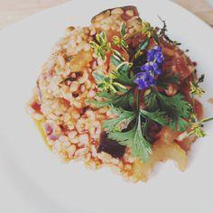 Ezt főztük közösen a 15 hónapossal: padlizsános bulgurrizottó! - fit food challenge Risotto, Ethnic Recipes, Kitchen, Food, Cilantro, Cooking, Kitchens, Essen, Meals