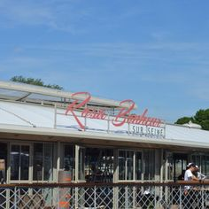 Rosa Bonheur sur Seine - Restaurant, Bar - Berges de Seine - 37 quai d'Orsay, 75007, Paris, France