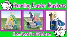 Running Easter Baskets