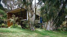 La maison des Eames, photo exterieure