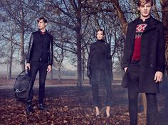 Gucci Men's Pre-Fall 2012 Collection: www.gucci.com
