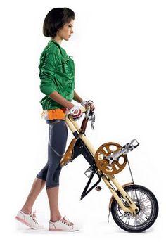 Strida 5.0 Foldable Bike