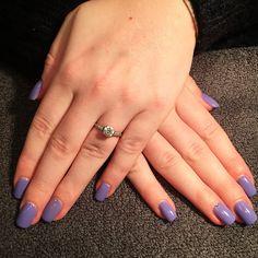 Raindrops 💜 nails by me Rain Drops, Shellac, Overlay, Acrylic Nails, Class Ring, Jewelry, Jewlery, Jewerly, Schmuck