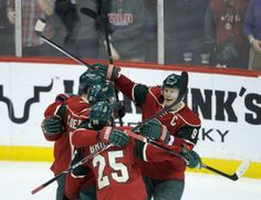 Happy birthday Mikko Koivu. #mnwild