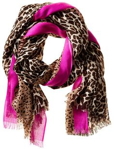 Leopard print and pink? Everything is better with leopard Animal Print Fashion, Fashion Prints, Animal Prints, Leopard Scarf, Pink Leopard, Parisienne Chic, Turbans, Estilo Fashion, Cheetah Print