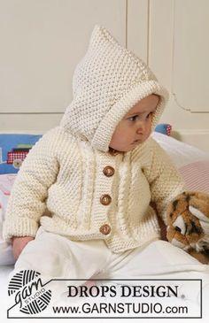 Модели вязания: Курточка для малыша