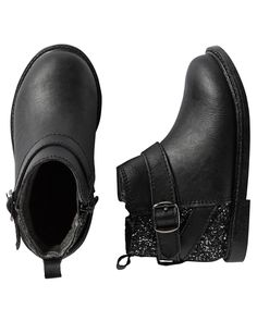 Toddler Girl Carter's Ankle Boots | Carters.com
