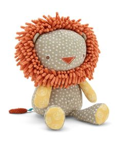 Zam Bee Zee - Lion Soft Toy - New Arrivals - Mamas & Papas