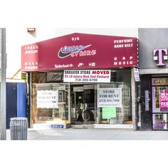 #storeforrent #storefront #downtown #brooklyn #found #moved