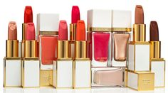 Tom Ford Spring 2014 Color Collection – First Look